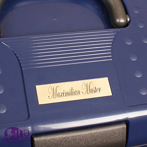 Putzbox Waldhausen Ozeanblau mit Namensgravur - 3