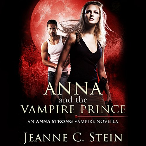 Anna and the Vampire Prince cover art