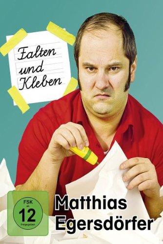 Matthias Egersdörfer - Falten und Kleben