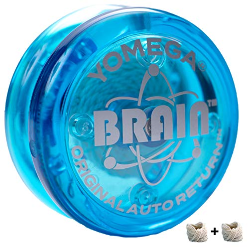 Yomega - The Original Yoyo with The Brain - Includes Auto Return Technology- Beginner Level One...