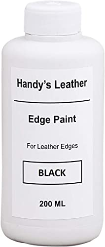 HandyLeather s Italian Smooth Leather Edge Color 200 ml