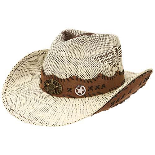 Lipodo Sombrero de Vaquero Talico Mujer/Hombre - Playa Verano Sol Prim