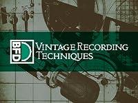 【国内正規品】BFD3 Expansion Pack : Vintage Recording Techniques