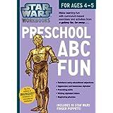 Star Wars Workbook: Preschool ABC Fun (Star Wars Workbooks) by Workman Publishing(2014-06-17)