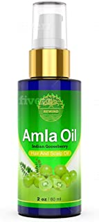 AMLA Oil for Hair - Pure 100% Natural - Prevent Premature Greying - Stops Alopecia - Darkens Hair Naturally - Promotes Hai...