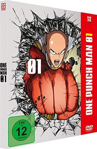 One Punch Man - DVD 1 [2015]