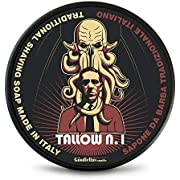The Goodfellas' Smile Savon à barbe artisanal Tallow N.1-100 ml