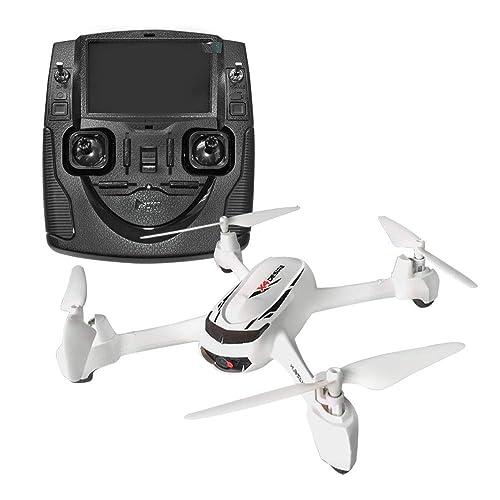 Hubsan H502S X4 FPV Quadricoptère Drone FPV GPS avec Caméra 720P HD 5.8Ghz (H502S)