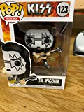 Funko - Pop! Kiss: Spaceman Figura De Vinil , Multicolor (28506)