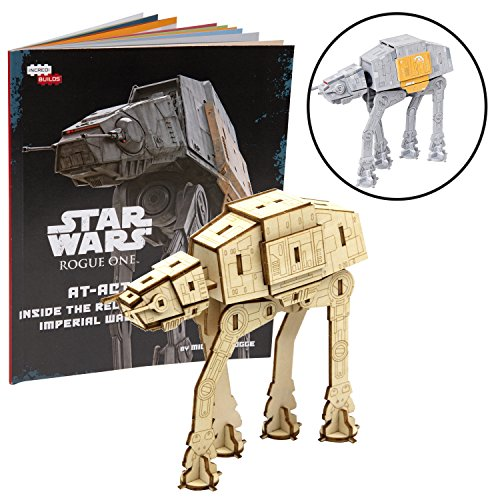 Star Wars Imperial Walker 3D Wood Puzzle & Model...