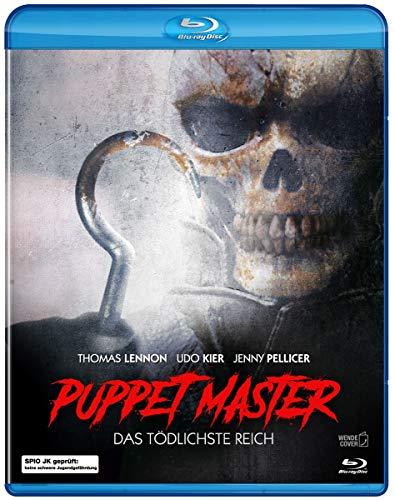 Puppet Master - Das tödlichste Reich (uncut) [Blu-ray]