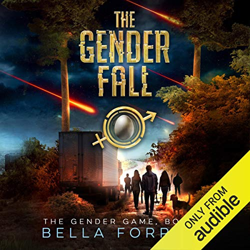 Couverture de The Gender Game 5: The Gender Fall