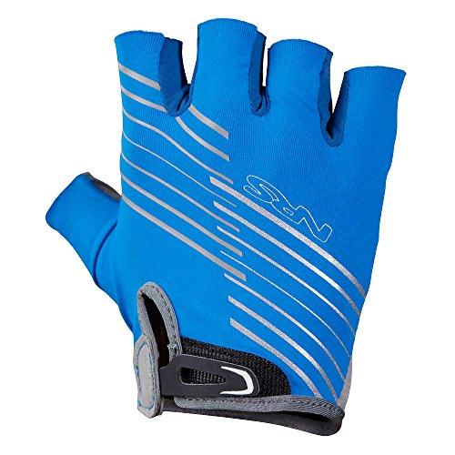 NRS Men's Half-Finger Boater Gloves-MarineBlue-XS
