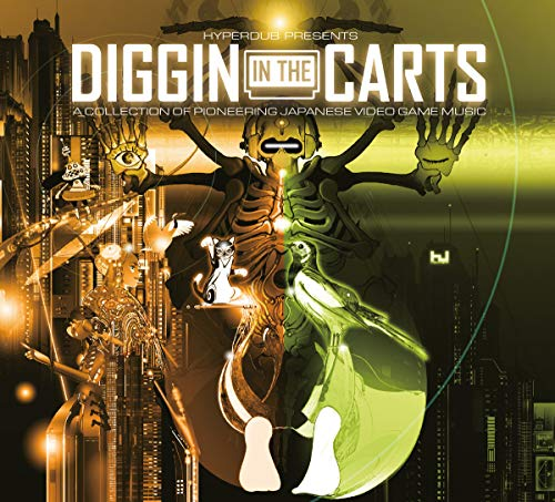 Diggin' In The Carts - A Collection Of Pioneering Japanese Video GameMusic [Disco de Vinil]