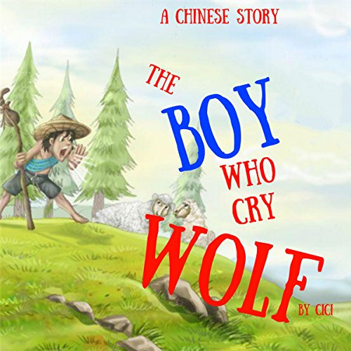 The Boy Who Cry Wolf cover art