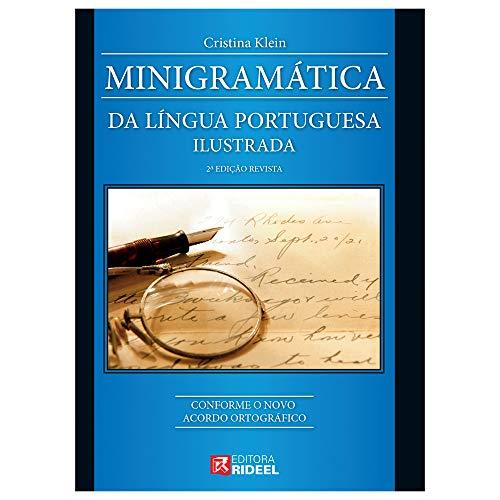 Minigramática da Língua Portuguesa. Ilustrada