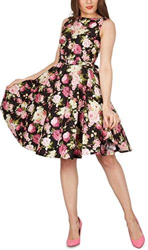 Black Butterfly 'Audrey' Vintage Divinity Kleid im 50er-Jahre-Stil - 8