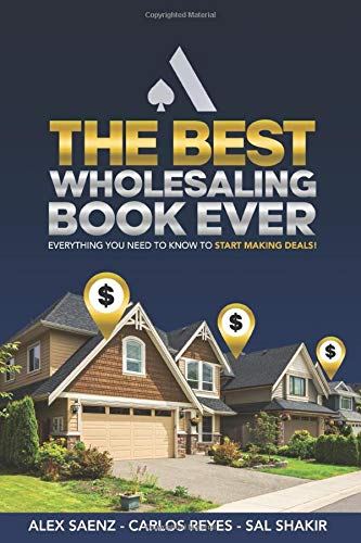 Real Estate Investing Books! - The Best Wholesaling Book Ever