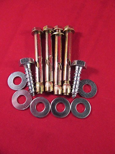 Gunsafe Fixing Pack Cabinet Gun Safe for Brattonsound Coach Wall Bolts...