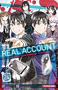 Real Account Edition simple Tome 24