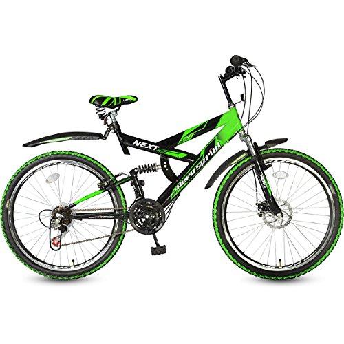 Hero Next Speed Hi Sprint Steel Bicycle (Black) ?