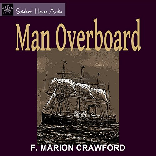 Man Overboard! audiobook cover art