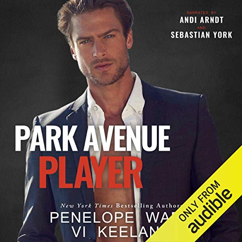 Park Avenue Player audiobook cover art