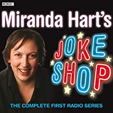 Miranda Hart's Joke Shop - The Complete First Radio Series