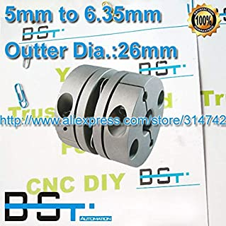 D/&D DD47AT10-24 2-6F-A AT10 Metric Pitch Synchronous Belt Pulleys Aluminum D/&D Power Drive Belts 24