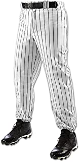 CHAMPRO Youth Triple Crown Closer Pinstripe Pant