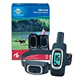 PetSafe 900 Yard Remote Trainer, Rechargeable, Waterproof, Tone / Vibration / 15 Levels of Static...