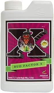 Bud Factor X 1 Litre - NA0035XX