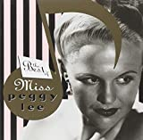 album cover: The Best of Miss Peggy Lee