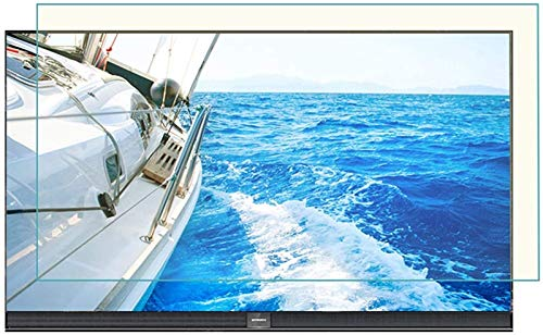 Auoeer 32-75 Pulgadas LED TV Smart TV Protector De Pantalla Anti-Blue Ray Eye Película Película Anti-Radiación, Varios Tamaños (Color : Matte Version, Talla : 50 Inch 1095 * 616mm)