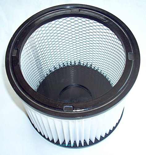 Tarrington House wvc3500 geeigneter lamelles, filtre Rides, Longlife, Polyester Lavable/FAM Aquavac 7403/FAM shopvac