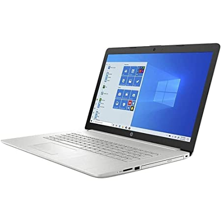 "2021 Newest Premium HP 17 Laptop Computer 17.3"" FHD IPS, 10th Gen Intel Quad-Core i5-10210U(Beat i7-8550U), 12GB RAM, 1TB HDD, Backlit Keyboard, HDMI, WiFi, Webcam, DVDRW, Windows 10 (Renewed)"