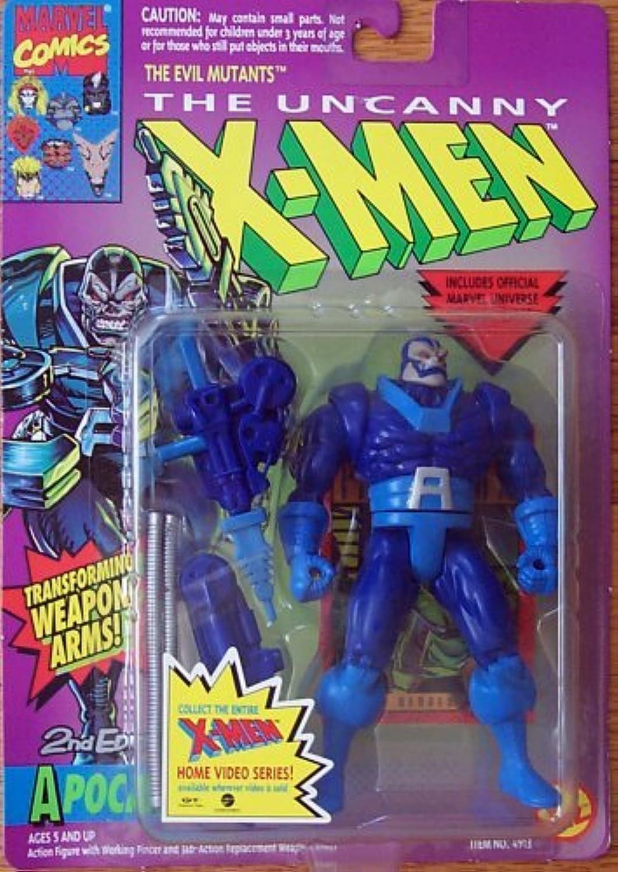 Apocalypse 2nd Edition X-Men Action Figure MOC by The Uncanny X-Men -- Evil Mutants B01M5K8Q44 Wunderbar   Qualität Produkt