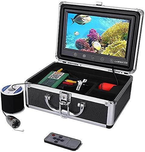"""WDSZXH 10\""""Zoll Farbmonitor 720P 1000TVL Unterwasserfischen Video-Kamera-Kit WiFi Wireless-App-Anzeigen für iOS für Android unterstützt Videokalitationen und nehmen Sie das Foto, 30m (Size : 20M)"""