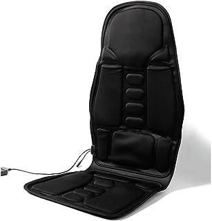 Shiatsu cojín de masaje, Shiatsu silla de masaje, masaje de espalda, todo el cuerpo eléctrico de la vibración, for la oficina del hogar del coche