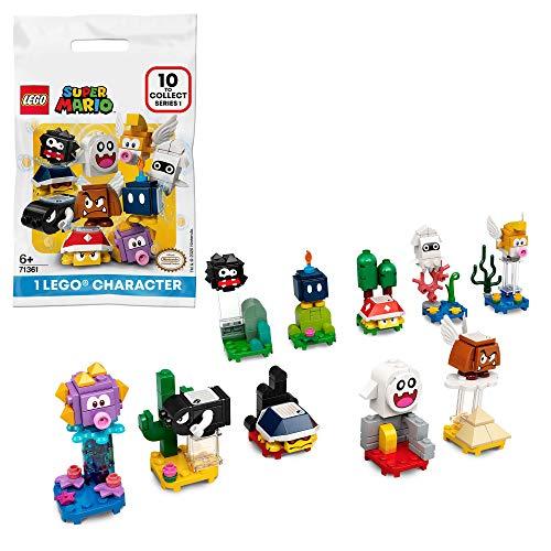 LEGO71361SuperMarioMario-Charaktere-Serie 1,Sammlerstück, 1 Einheit (zufällige Auswahl)