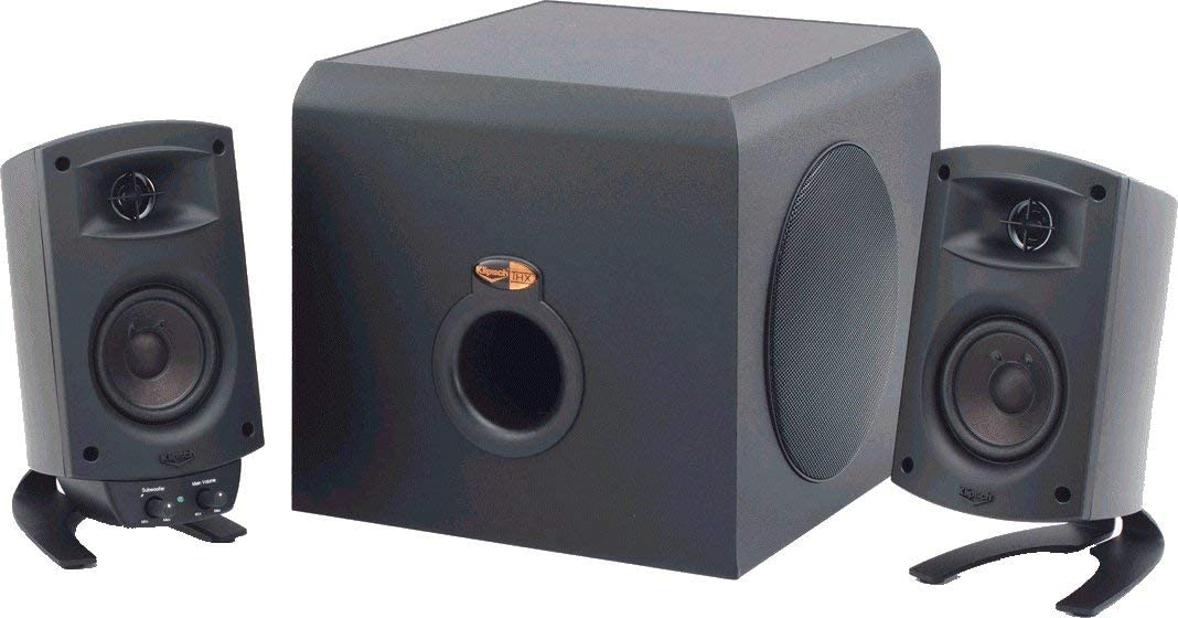 Tampa Mall Klipsch ProMedia 2.1 THX Sale Special Price Certified Computer System Speaker Blac