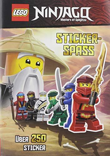 LEGO® NINJAGO® – Stickerspaß