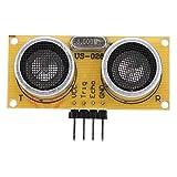 El módulo de medición de distancia 3pcs US-026 Sensor de rango ultrasónico reemplaza 3V ~ 5.5V