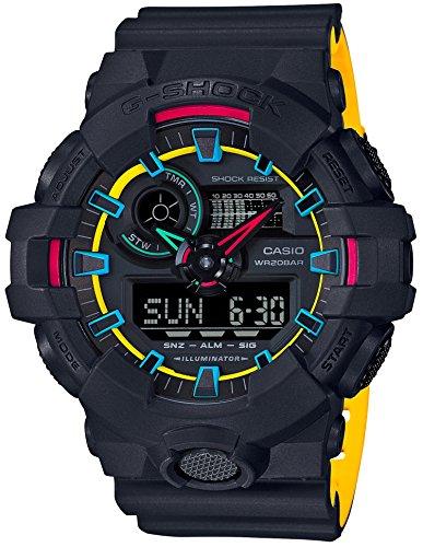 [カシオ] 腕時計 ジーショック G-SHOCK GA-700SE-1A9JF メンズ