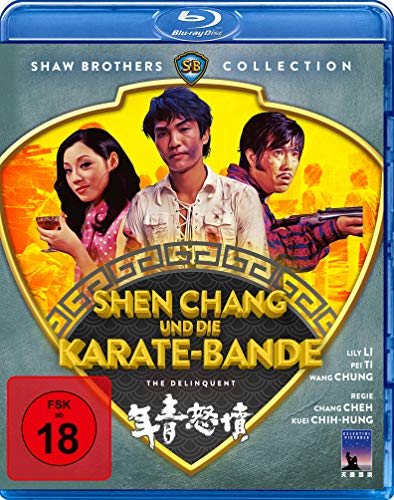 Shen Chang und die Karate-Bande (Shaw Brothers Collection) [Blu-ray]