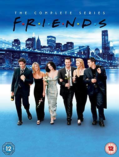 Friends Complete Box Set 1-10 [Import anglais] [Region2] Requires a Multi Region Player