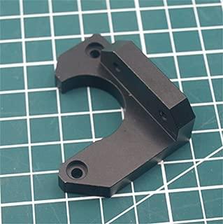 WillBest 1set Prusa i3 MK3 Metal Y axis Stepper Motor Holder Black Anodized Aluminum Alloy