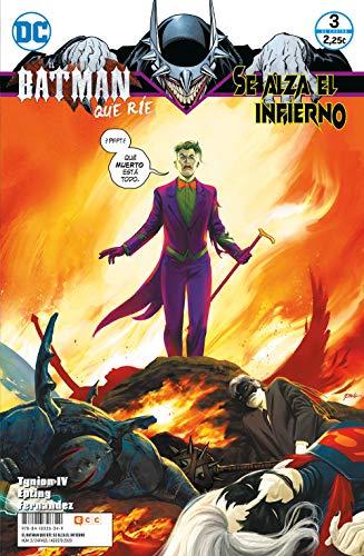 El Batman que ríe: Se Alza El Infierno núm. 03 De 4 (El Batman que ríe: Se alza el infierno (O.C.))