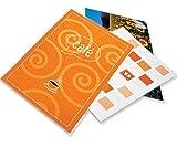 SircleLam Premium Laminating Pouches - 10 Mil Small Menu Size (11.5' x 17.5') - 100/box