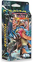 Pokemon TCG: Sun & Moon - Lost Thunder, Blazing Volcanion 60-Card Theme Deck Featuring A Holographic Entei